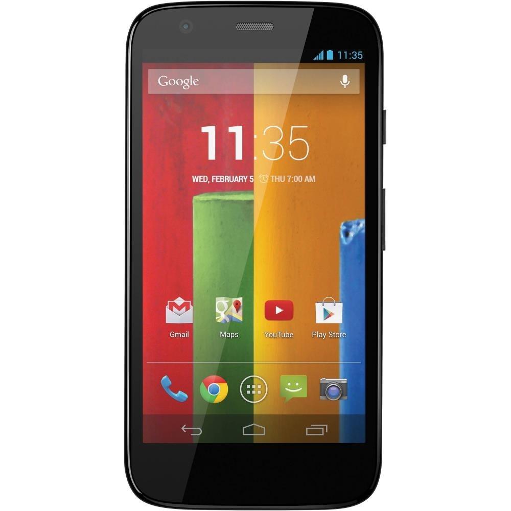 Motorola Moto G (XT1032) 8gb,  Unlocked. 3G, Black