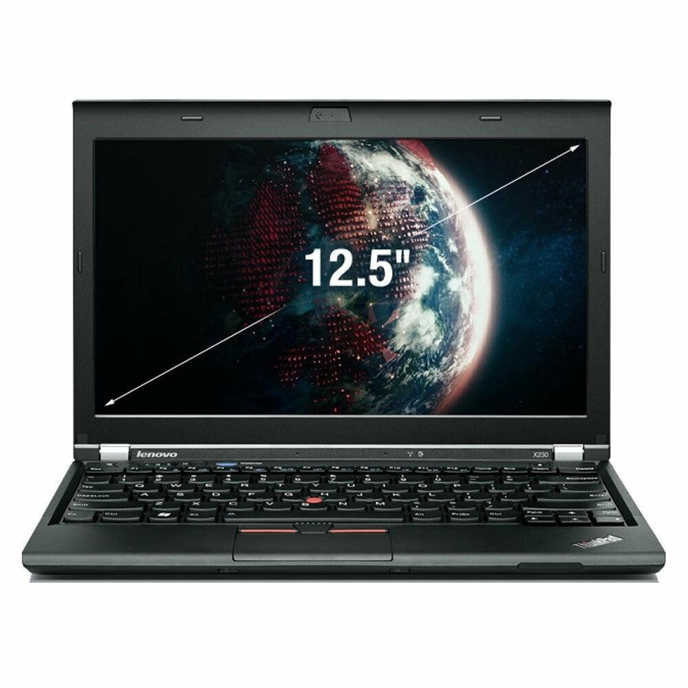 Lenovo ThinkPad X230i, Intel Core i3-3110M, 4GB DDR3, 320GB HDD, Win 10