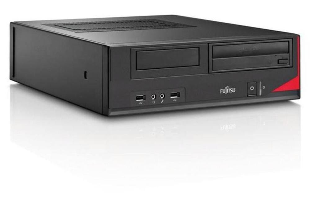 Fujitsu Esprimo E410, Intel Core i3-3220 @ 3.30GHz, 4GB DDR3, 500GB HDD, Windows 10