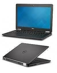 """Dell Latitude E7250, Intel i5-5300U, 2.3GHz, 4GB DDR3, 256GB SSD, 12.5"""", Win 10"""