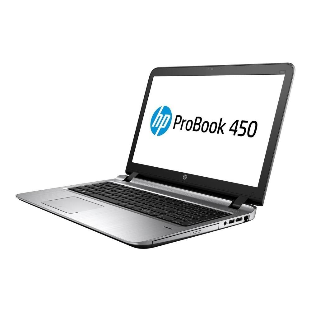 HP Probook 450 G3, Intel Core i3-6100U @ 2.30GHz, 4GB DDR3, 500GB HDD, Windows 10
