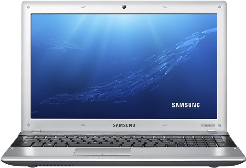"""Samsung RV250, Intel i3-2330M @ 2.20GHz, 4GB DDR3, 500GB, Silver, 15.6"""", Windows 10"""