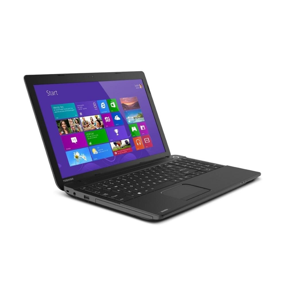 Toshiba Satellite Pro C50, Intel Core i3-3110M @ 2.40GHz, 4GB DDR3, 128GB SSD, Windows 10