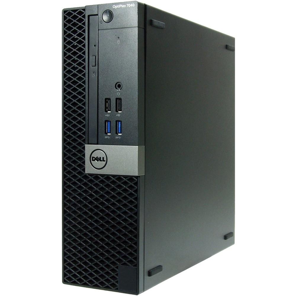 Dell Optiplex 7040, Intel Core i5-6500 @ 3.30GHz, 4GB DDR3. 256GB SSD, Windows 10