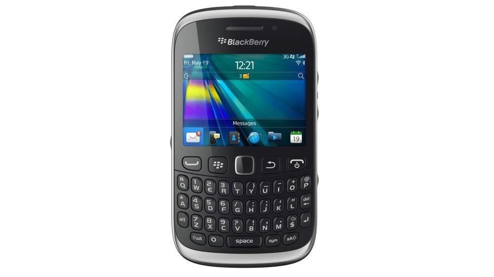 """Blackberry Curve 9320 (REW71UW), 512MB, 2.44"""", O2 LOCKED, 3G"""