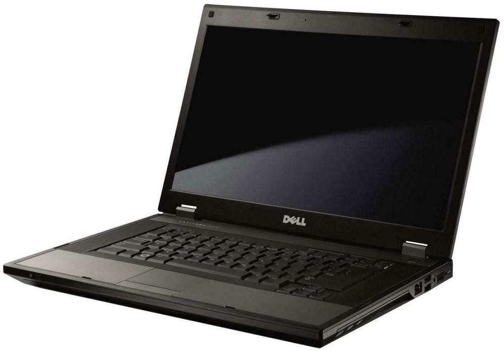Dell Latitude E5510, Bios Locked, i3-370M, 2.4GHz, 4GB DDR3, 320GB HDD, Win 10