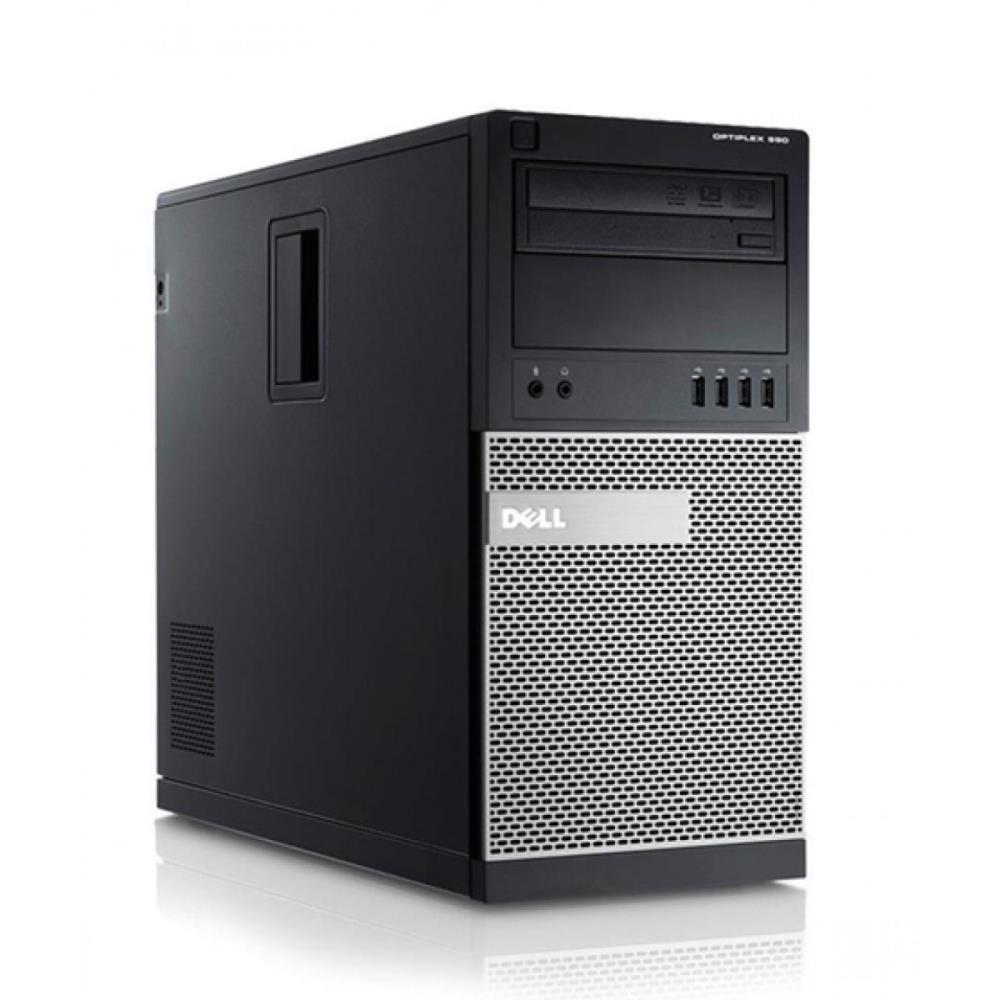 Dell Optiplex 990, Intel Core i5-2400 @ 3.10GHz, 4GB DDR3, 500GB HDD, Windows 10