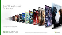 Microsoft Xbox Game Pass Gives Access To 100 Hit Titles For $10 A Month