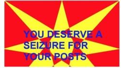 US man held for sending flashing tweet to epileptic writer