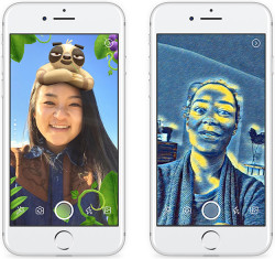 Facebook Clones Snapchat Yet Again With New Photo Filters And Stories