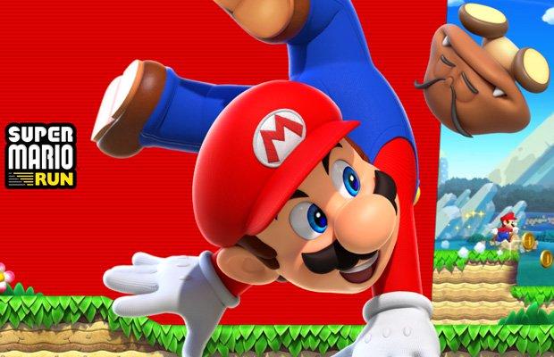 Super Mario Run Stock