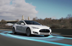 Tesla Model S Software 8.1 Update Enables Summon, Autopilot Autosteer At Up To 80 MPH
