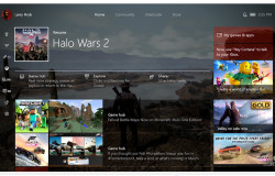 Xbox One Beam Game Streaming And Revised Dashboard Arrive With Creators Update