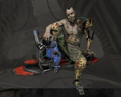 Quake Champions Closed Beta Brings Rocket Jumping And Gruesome Headshots April 6th