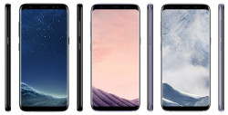 Samsung Galaxy S8 Color Options And Premium Pricing Leaked