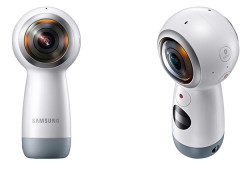 Revised Gear 360 Camera, DeX Desktop Dock And Gear VR Complement Galaxy S8 Family