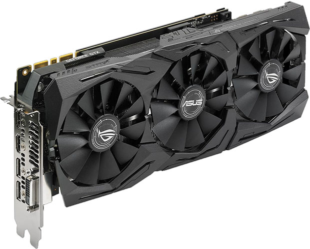 ASUS GTX 1080 11Gbps