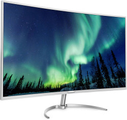 Philips' 40-Inch Brilliance 4K UHD Curved Monitor Is Certifiably Hot Productivity Goodness