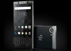 BlackBerry KEYone QWERTY Smartphone Ripe For Picking, Arrives May 31st