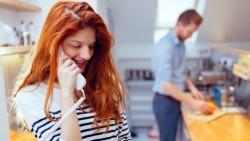 Most US homes have mobiles but no landline