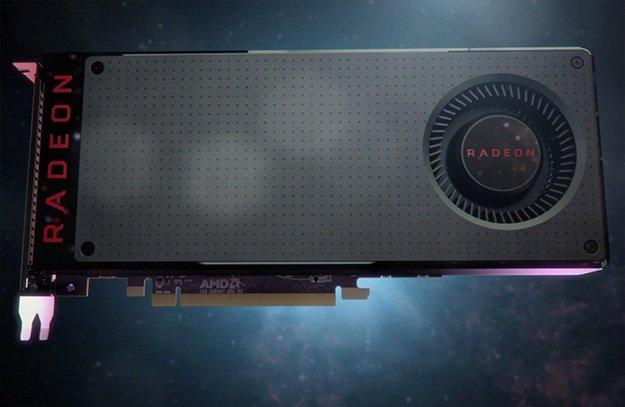 AMD Radeon Card