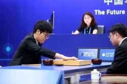 Google DeepMind AlphaGo AI Defeats World Number One Go Master Ke Jie