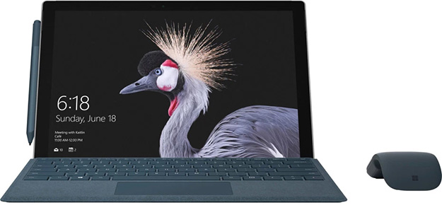 Surface Pro 4 Front