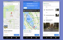 Google Maps Interface Adds Street View Images To Directions For Easier Navigation