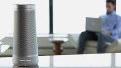 Google Home vs Amazon Echo vs Apple Home: Microsoft showcases the Harman Kardon Invoke, a Cortana speaker