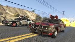 GTA Online's Massive Gunrunning Update Arrives In June With Badass Weaponized Vehicles