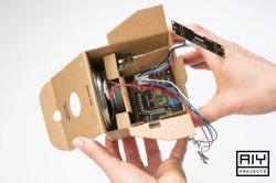 Google Unveils Tasty 'AIY' Do-It-Yourself AI Voice Kit For Raspberry Pi