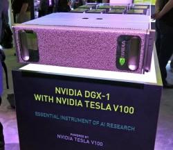 NVIDIA Volta-Powered DGX-1 And DGX Station AI Supercomputers Debut At GTC 2017