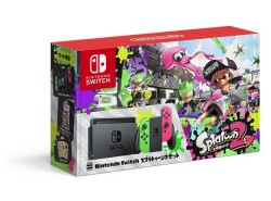 Nintendo Switch Splatoon 2 Bundle With Pink And Green Joy-Cons Snubs U.S. Gamers