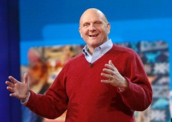 Steve Ballmer Regrets Slow Pivot To Hardware While Serving As Microsoft's Exuberant CEO