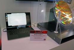 Toshiba Showcases 64-Layer BiCS 3D NAND NVMe SSD At Dell EMC World