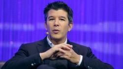 Uber chief Kalanick 'resigns'