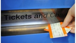 UK rail ticket machines hit by IT glitch