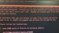 Many firms hit by global cyber-attacks