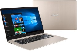 Affordable ASUS VivoBook S510 Packs Kaby Lake Processor Inside .7 Inch Thick 3 Pound Chassis With A 15-Inch Display