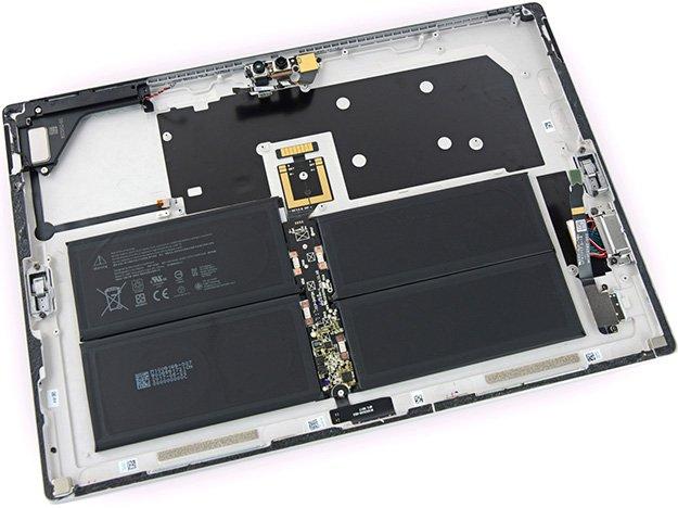 Surface Pro Battery