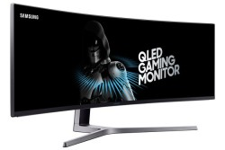 Samsung Launches Monstrous 49-inch QLED 144Hz Ultrawide FreeSync 2 Gaming Monitor