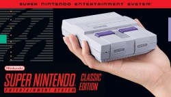Nintendo Says SNES Classic Production Will Significantly Outpace NES Classic