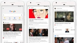Google to add 'news feed' to website and app