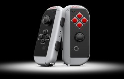 Colorware's Nintendo Switch Classic Joy-Cons Channel Original Retro NES Design