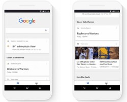 Google Challenges Facebook With Custom News Feed Fueled By Machine Learning