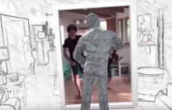 A-ha! 80's Classic 'Take On Me' Music Video Comes Alive With Impressive Apple ARKit