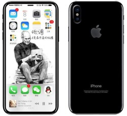 Apple iPhone 8 Might Forgo In-Display Touch ID Says KGI Analyst