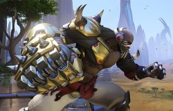 Doomfist Dominates With A Serious Beat-Down In His First Pro Overwatch Match