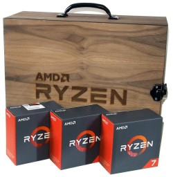 AMD Ryzen Makes Significant Progress Capturing Intel Market Share Of Desktop Processor Market