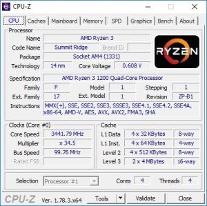 CPUZ1200 1